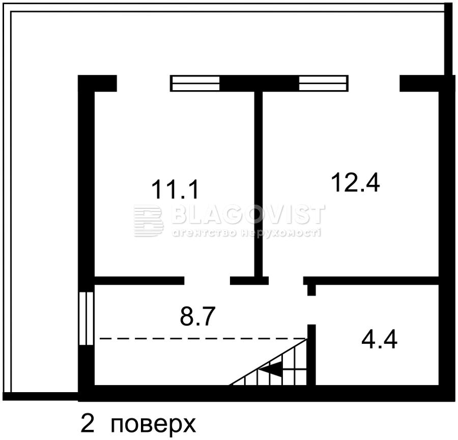 Дом H-45497, Крюковщина / Стуса, Крюковщина - Фото 3