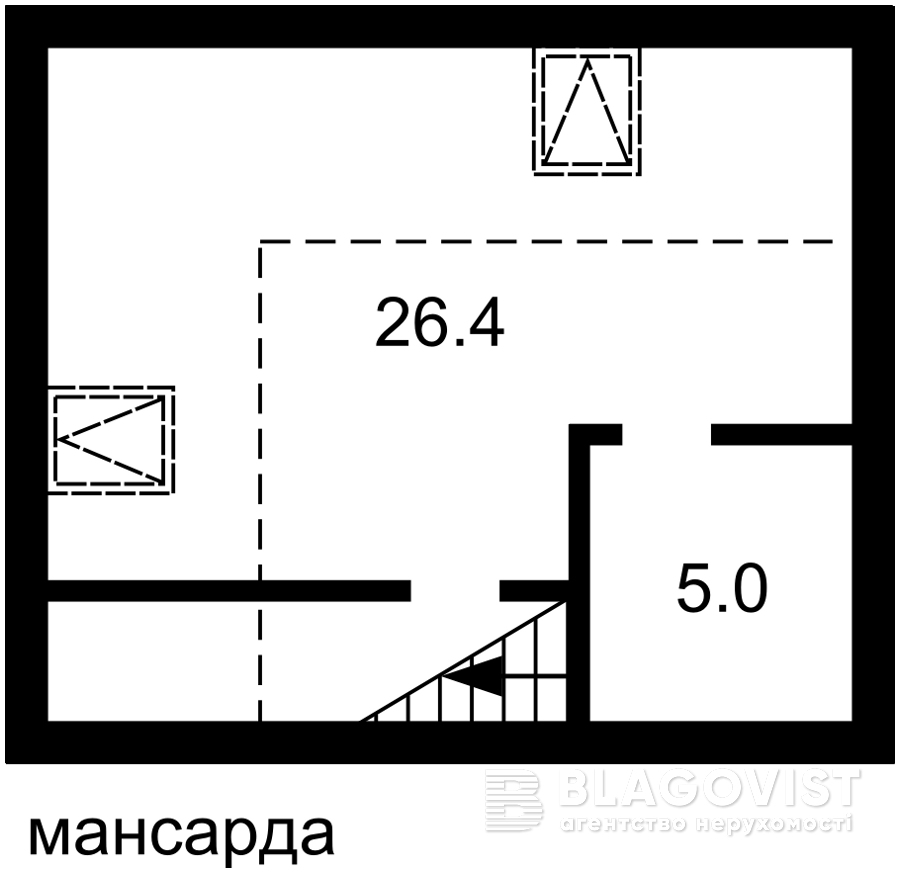 Дом H-45497, Крюковщина / Стуса, Крюковщина - Фото 4