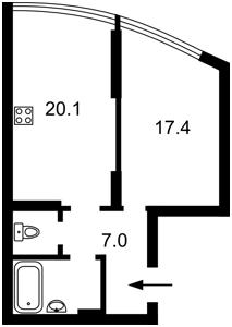 Квартира Победы просп., 26, Киев, M-38495 - Фото2