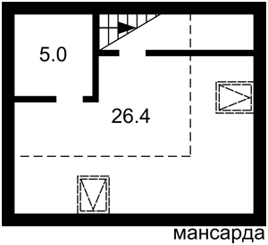 Квартира Крюківщина / Стуса, 16, Крюківщина, H-49225 - Фото 4
