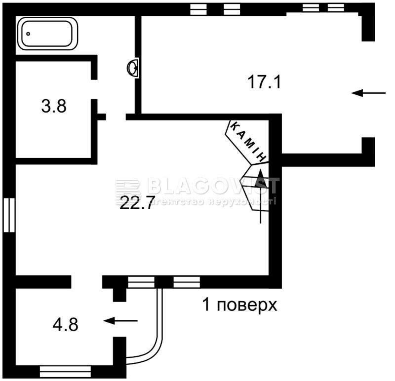 Дом C-106443, Процев - Фото 2
