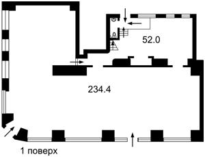 Нежилое помещение, Большая Житомирская, Киев, H-49332 - Фото 2