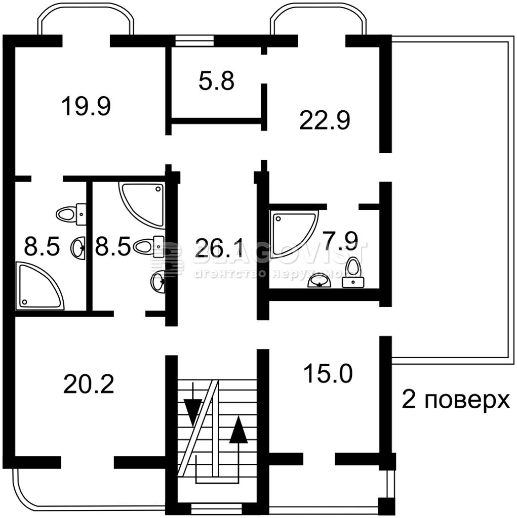 Дом C-107711, Чубинское - Фото 3