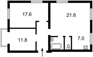 Квартира Шота Руставели, 26, Киев, A-111641 - Фото2