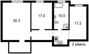 Квартира C-108712, Амосова пер., 32/2, Софиевская Борщаговка - Фото 4