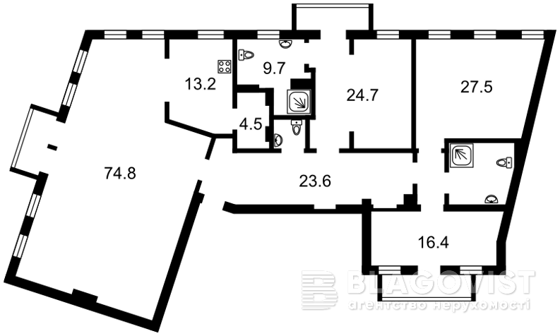 Квартира H-49231, Георгіївський пров., 5, Київ - Фото 2