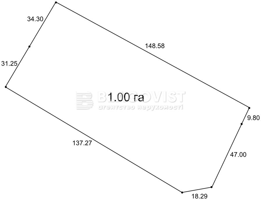 Земельный участок C-108857, Высшая Дубечня - Фото 1