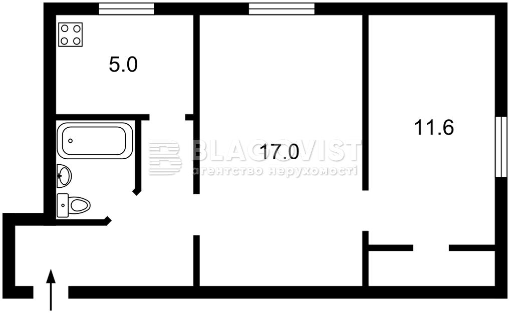 Квартира Z-739869, Цитадельна, 7, Київ - Фото 6