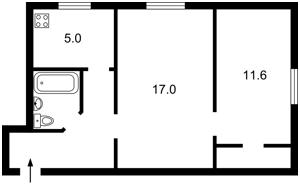 Квартира Цитадельная, 7, Киев, Z-739869 - Фото2