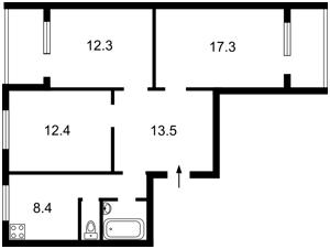 Квартира A-111883, Науки просп., 88а, Киев - Фото 6