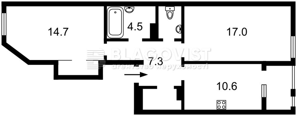 Квартира Z-719992, Регенераторна, 4 корпус 2, Київ - Фото 6