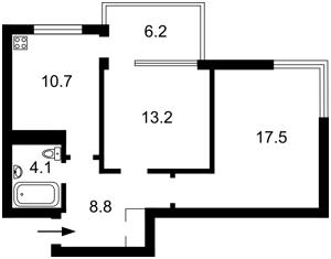 Квартира Z-204165, Петрицкого Анатолия, 21а, Киев - Фото 2
