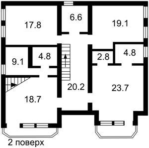 Будинок Чумацька, Гатне, Z-746310 - Фото 2