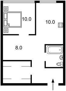 Квартира Олеговская, 3, Киев, E-40681 - Фото2