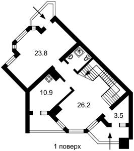 Дом Богдановка (Броварской), F-44590 - Фото 2