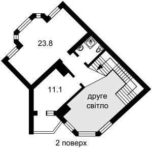 Дом Богдановка (Броварской), F-44590 - Фото 3