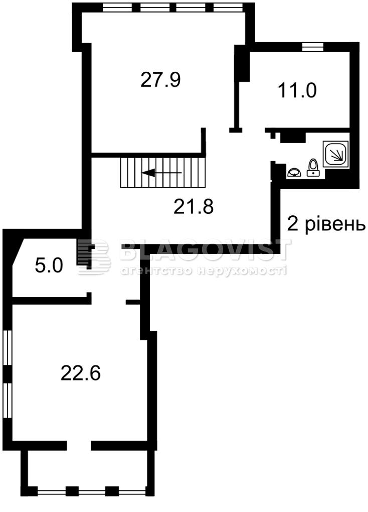 Квартира F-44596, Дружбы Народов бульв., 14/16, Киев - Фото 8