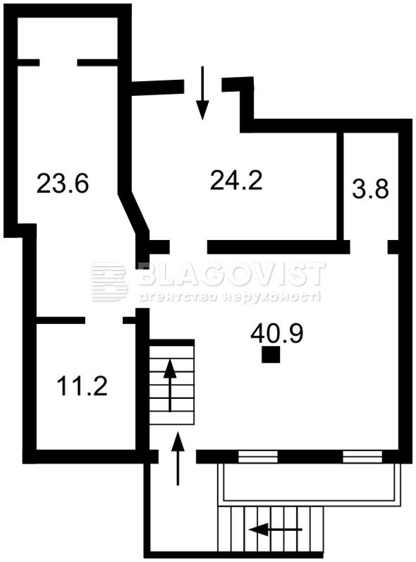 Нежилое помещение, H-49502, Станиславского, Киев - Фото 5