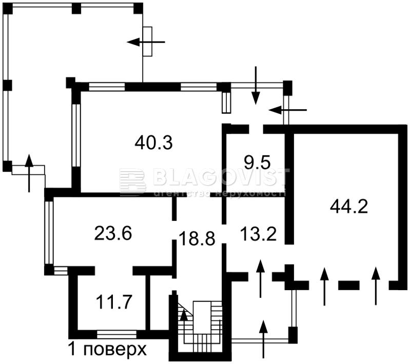 Дом E-40707, Золочевская, Вишенки - Фото 6