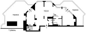 Квартира Болсуновская (Струтинского Сергея), 2, Киев, F-44618 - Фото 2