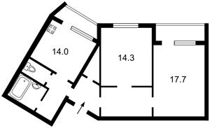 Квартира Правды просп., 31а, Киев, H-49600 - Фото2