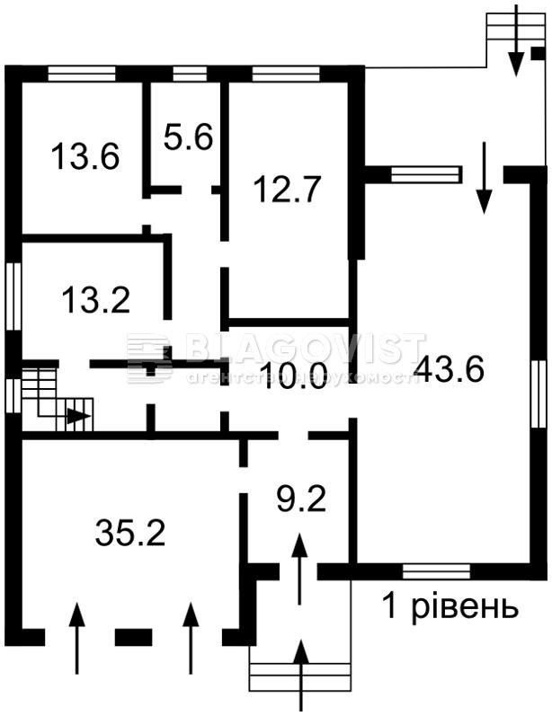 Дом P-29456, Центральная, Старые Петровцы - Фото 2