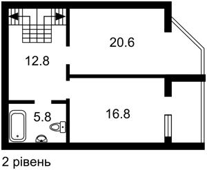 Квартира Конева, 7а, Киев, H-49628 - Фото 3