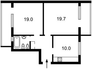 Квартира Волынская, 10, Киев, Z-1511480 - Фото2