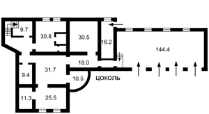 Дом Киевская, Крушинка, M-38761 - Фото 2