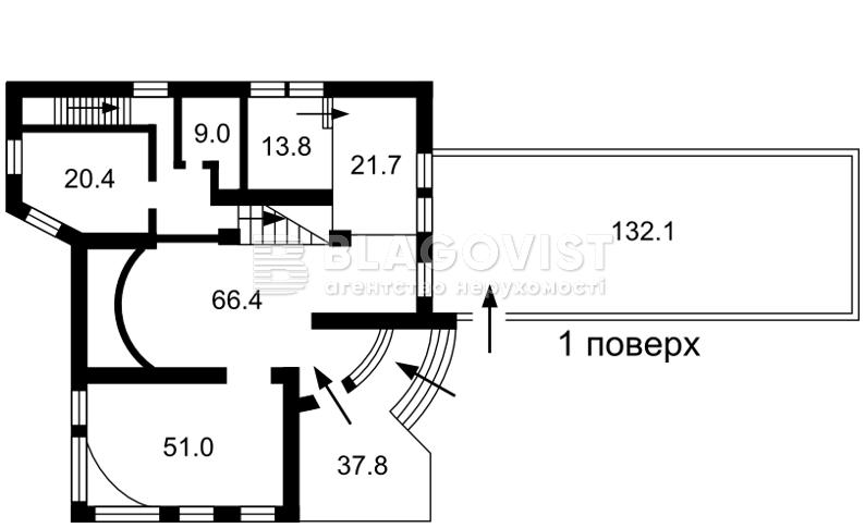 Дом M-38761, Киевская, Крушинка - Фото 7