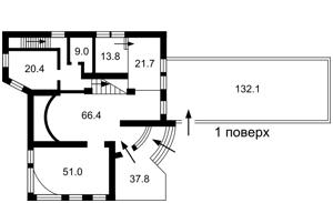 Дом Киевская, Крушинка, M-38761 - Фото 3
