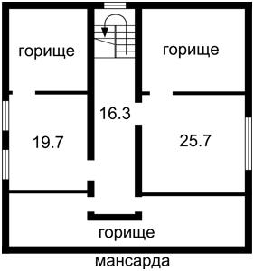 Будинок Юрківська, Старі Петрівці, C-109071 - Фото 3