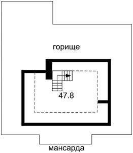 Дом Лесная, Стоянка, F-44708 - Фото 5