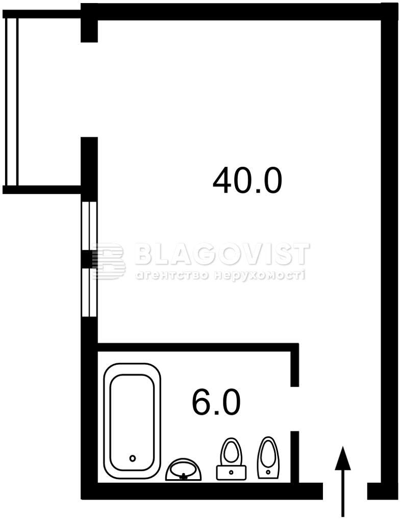 Квартира E-40791, Леонтовича, 7, Київ - Фото 2