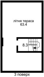 Будинок Потоцького Павла (Комсомольська), Київ, Z-758442 - Фото 4