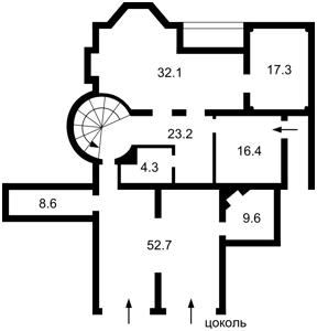 Дом Набережная, Вишенки, F-44750 - Фото2
