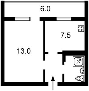 Квартира Кловський узвіз, 20, Київ, R-38051 - Фото2