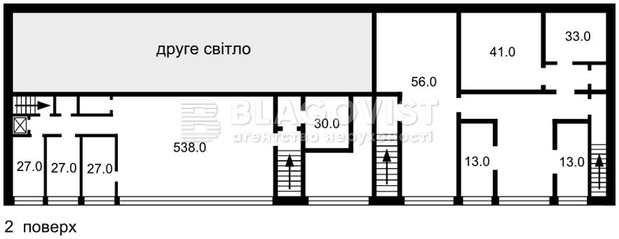 Нежитлове приміщення, H-49764, Київська, Бровари - Фото 4
