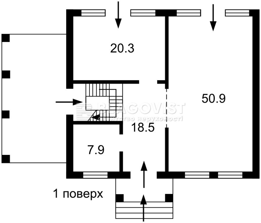 Дом H-49729, Ягодная, Вышгород - Фото 2