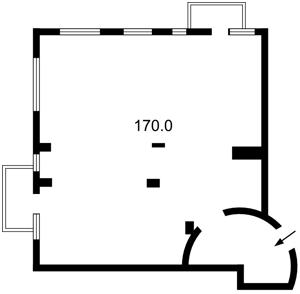 Квартира Бульварно-Кудрявська (Воровського), 21, Київ, H-49809 - Фото2