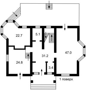 Дом E-40826, Вишневая, Вишенки - Фото 4