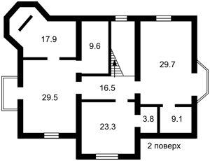 Дом E-40826, Вишневая, Вишенки - Фото 5