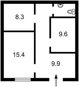 Нежилое помещение, Клавдиевская, Киев, Z-712464 - Фото 2