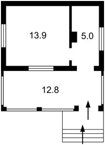 Будинок 7-а лінія, Боярка, E-40831 - Фото