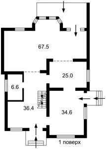 Дом E-40843, Ворзель - Фото 6