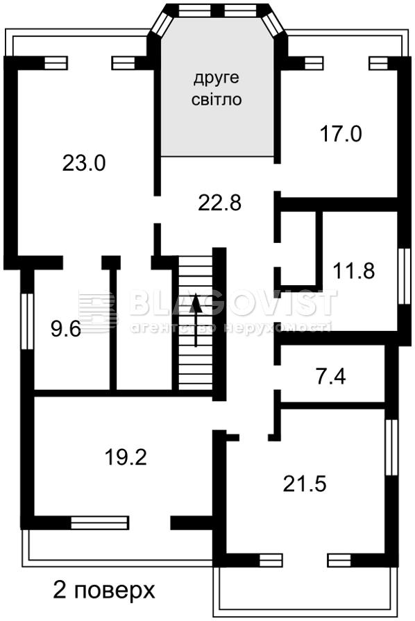 Дом E-40843, Ворзель - Фото 7