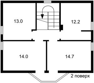 Будинок Боярська, Білогородка, E-40857 - Фото 3