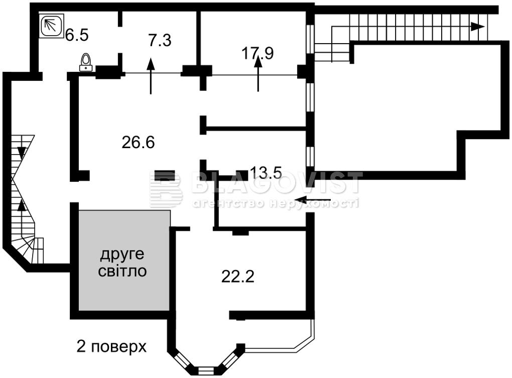 Будинок C-79766, Цимбалів Яр, Київ - Фото 4