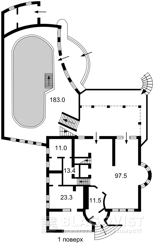 Дом E-40874, Старокиевская, Козин (Конча-Заспа) - Фото 4
