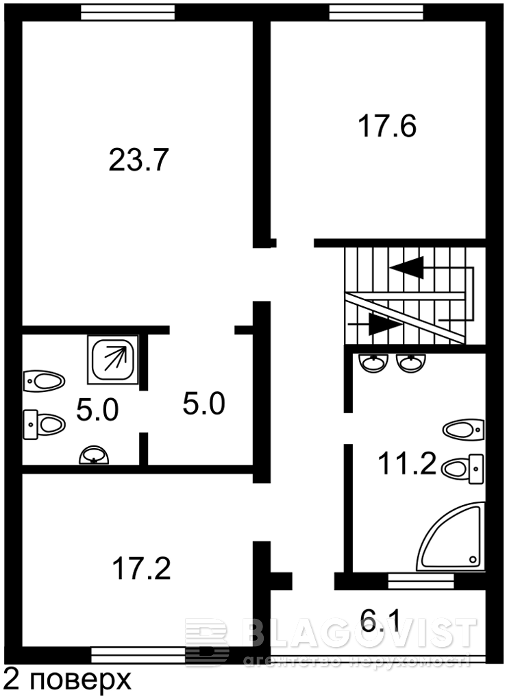Дом P-29477, Озерная, Козин (Конча-Заспа) - Фото 4